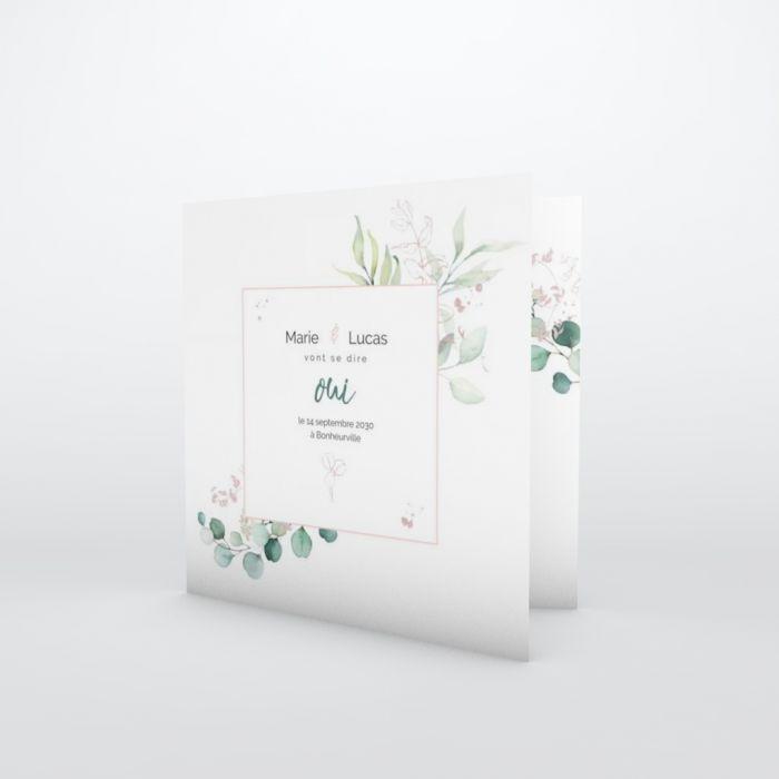 Faire Part Mariage Echantillon Offert Planet Cards