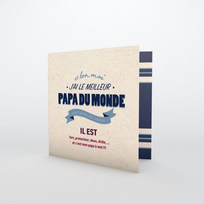 Carte Fete Des Peres A Personnaliser En Ligne Planet Cards