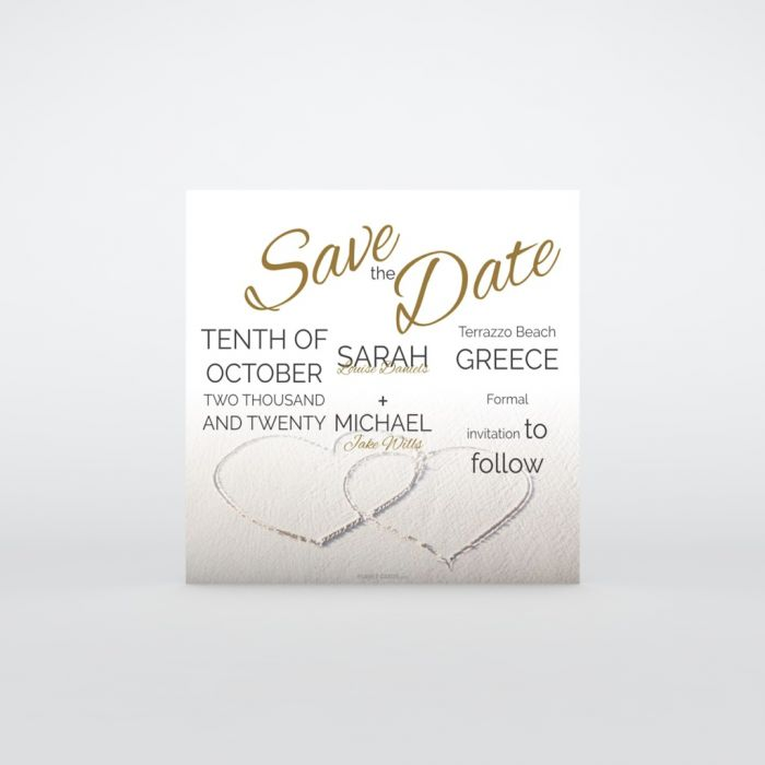 Date Cards Save The Magnets