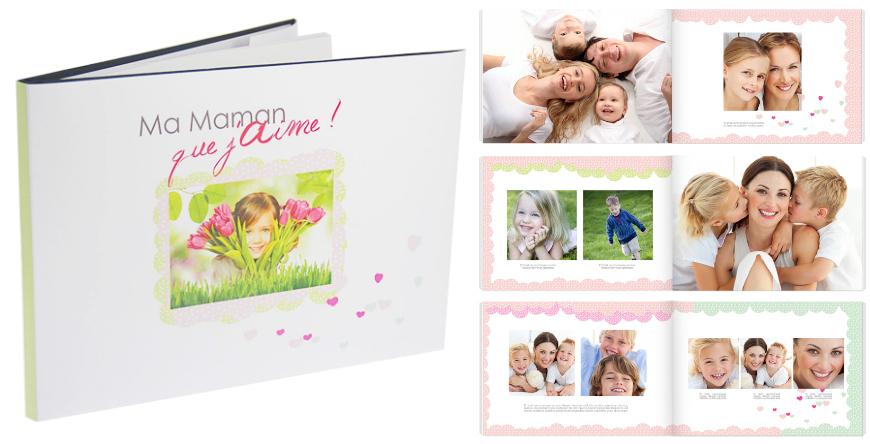 livres photos maman