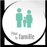 carte de voeux famille