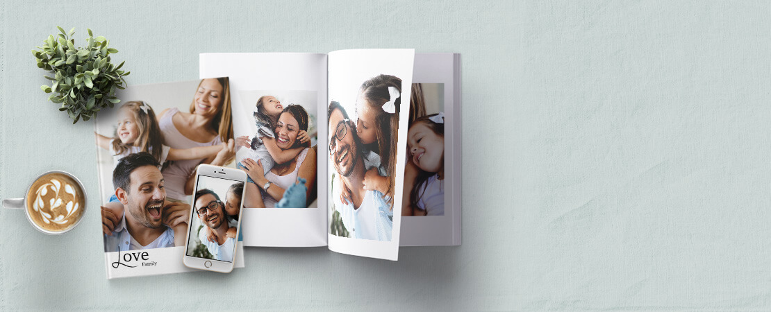 Create photo book