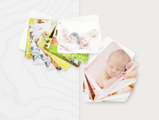 Album photo format mini