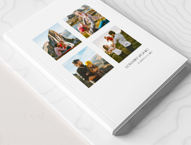 Album fotografico formato A4