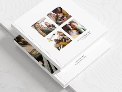 Album photo Format carré
