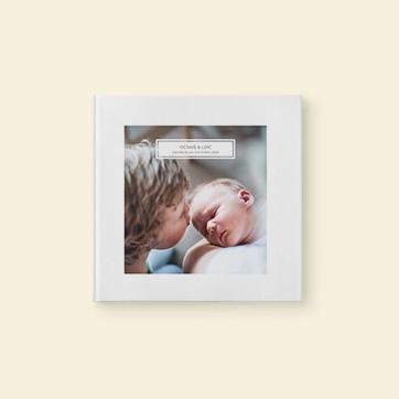 Album Photo Format Carré 20 x 20 cm