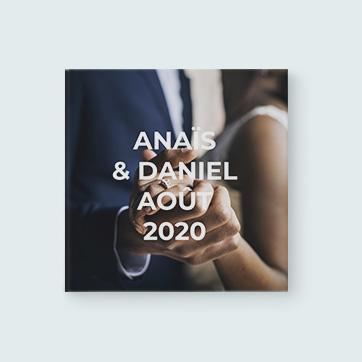 Album Photo Format Carré 30 x 30 cm