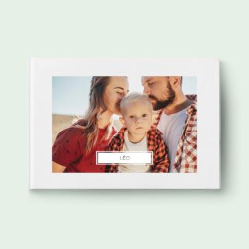 Album Photo Format A4 Paysage