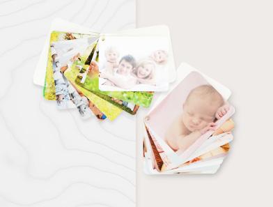 Album photo format mini